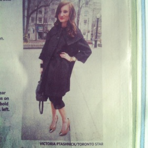 Toronto Star feature!