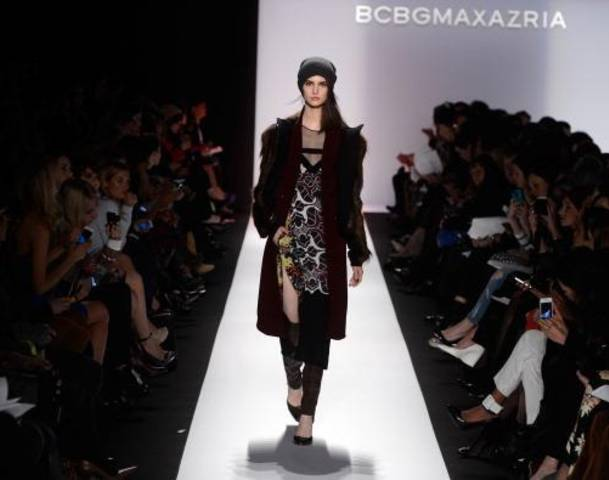 BCBGMAXAZRIA - Runway - Fall 2013 Mercedes-Benz Fashion Week