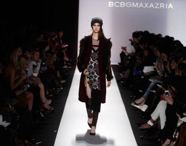 BCBGMAXAZRIA - Runway - Fall 2013 Mercedes-Benz Fashion Week